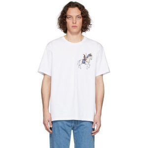 JW Anderson Camelot Embroidery T-Shirt